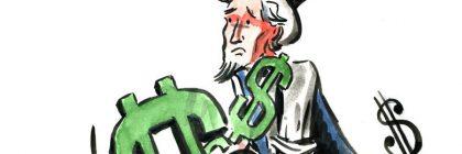America Soaring deficit